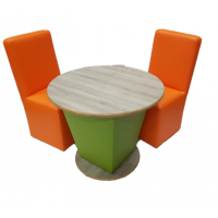 Well-Tuff® Weighted Table