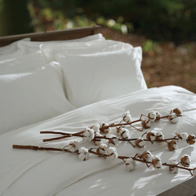 Egyptian Cotton Percale 200 Count