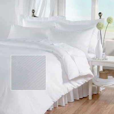 Premium Flame Retardant Satin Stripe