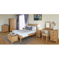 Sylvan Oak Bedroom Range