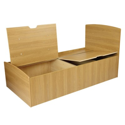 Box Bed with lift up storage
