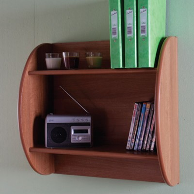 Wall Mounted Bookcase