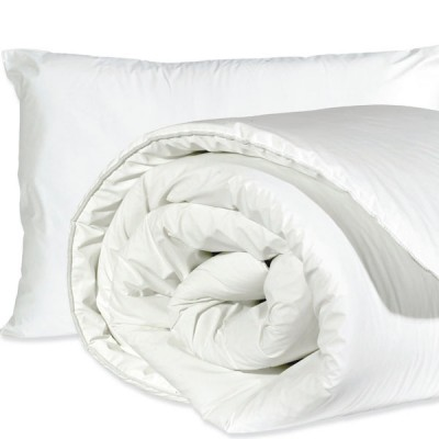 MRSA Resistant Flame Retardant Waterproof/Breathable Pillows & Duvets