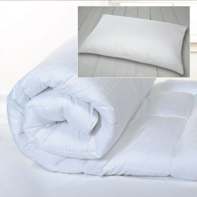 Microfibre Pillows & Duvets