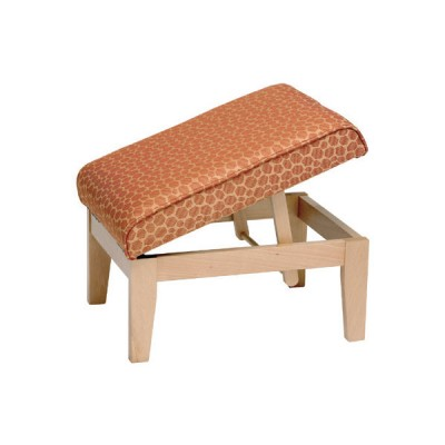 Adjustable Leg Rest Stool