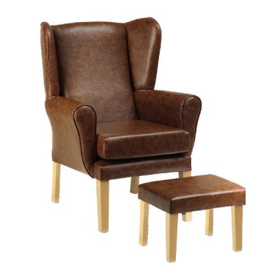 Enterprise Wing Chair