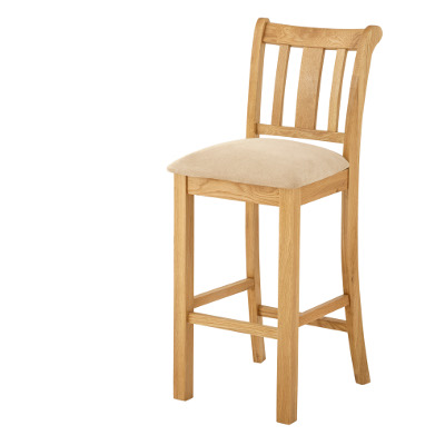 Sylvan Oak Bar Stool