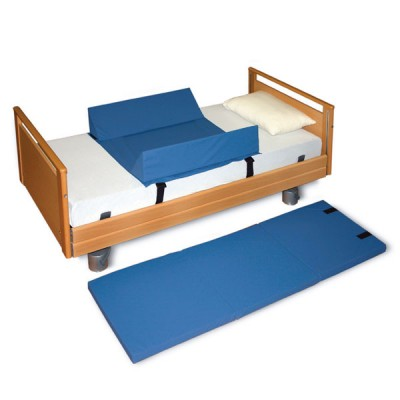 Bed Protection Bed Side Wedges & Fall Out Mat