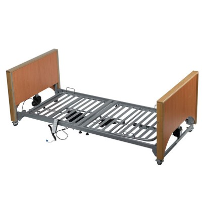 Care-tex Premium Low Profiling Bed
