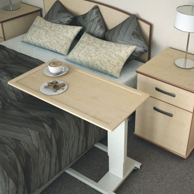 Overbed Table – Rise & Fall - Premium Contract Range